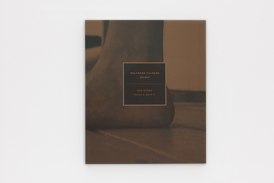 Now available: <i>Utoquai</i> artist book in a series of subscription books published by TBW Books, Oakland, California