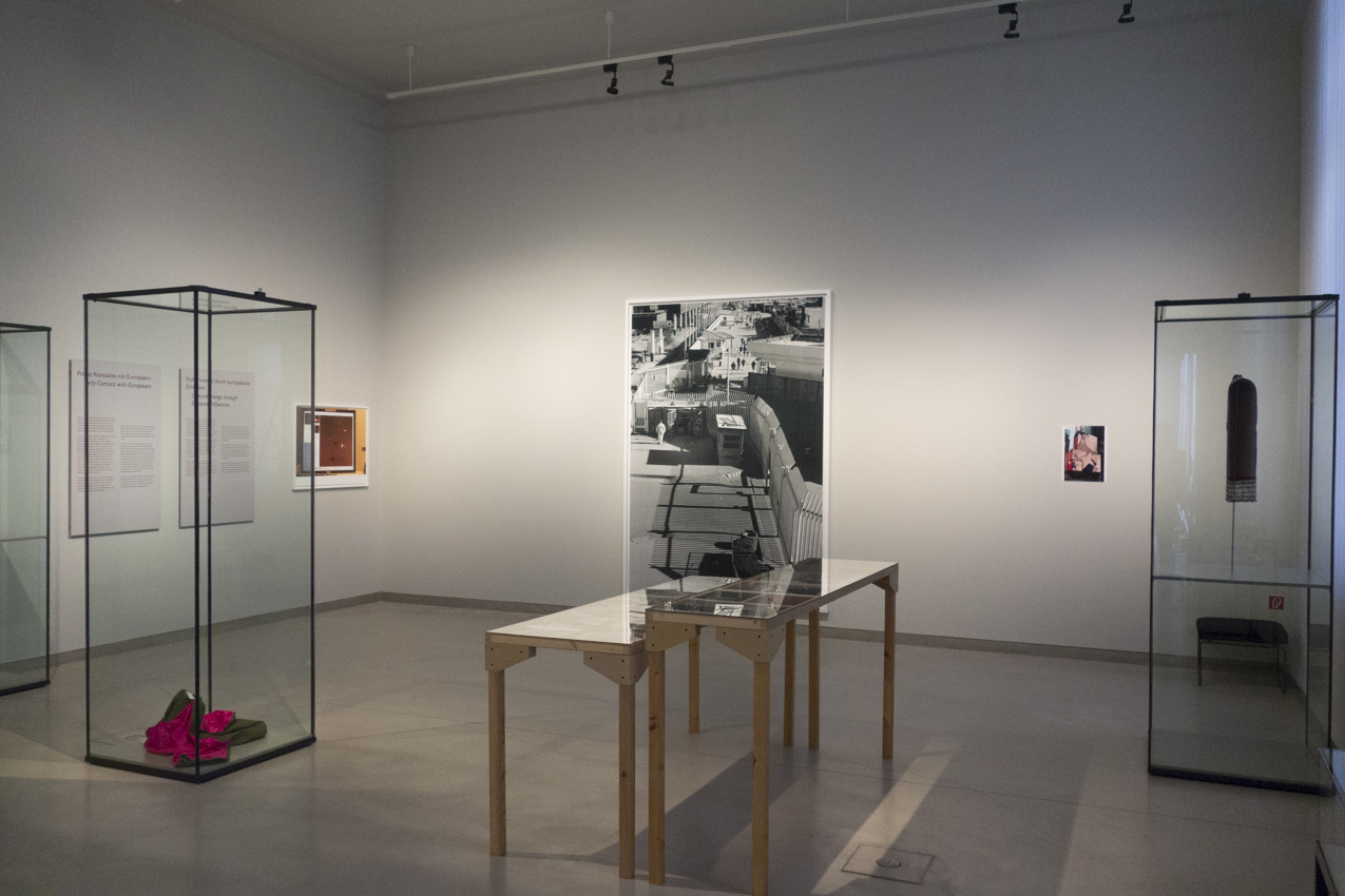 <i>8.Berlin Biennale,</i> Ethnologisches Museum Dahlem,  29 May - 3 Aug 2014