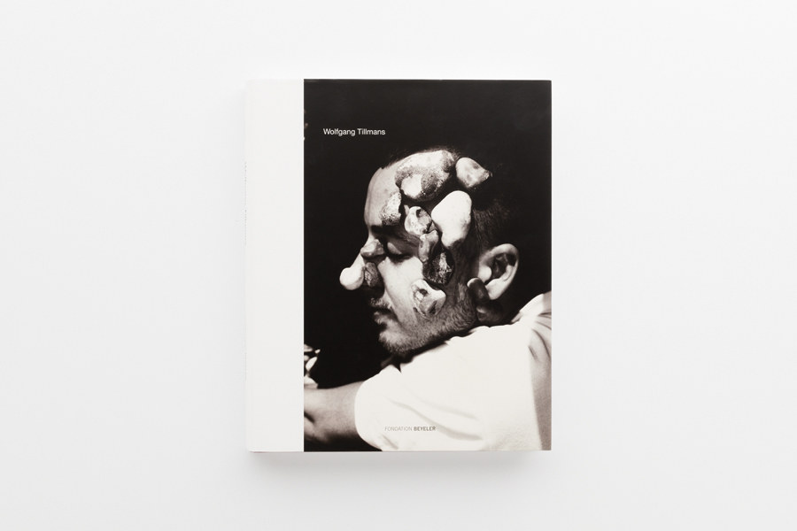 <i>Wolfgang Tillmans</i>, 304 pages exhibition catalogue, edited by Wolfgang Tillmans for Fondation Beyeler, German/English, Hatje Cantz 2017