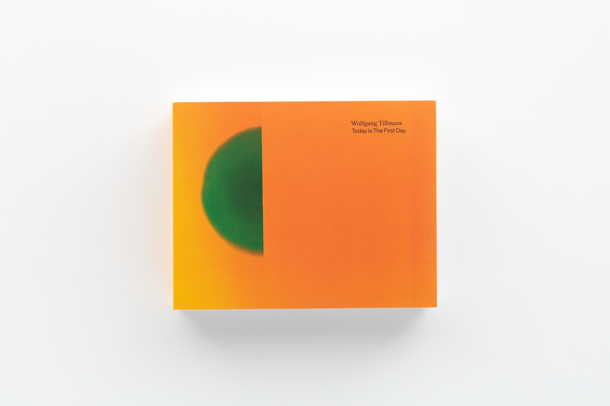 Wolfgang Tillmans (ed.), Today Is The First Day, 512 pages artist book, co-published by IMMA, Dublin, WIELS, Brussels, and Koenig Books, London, 2020