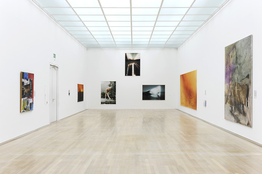 2011 Staatsgalerie Stuttgart, collection display, ongoing