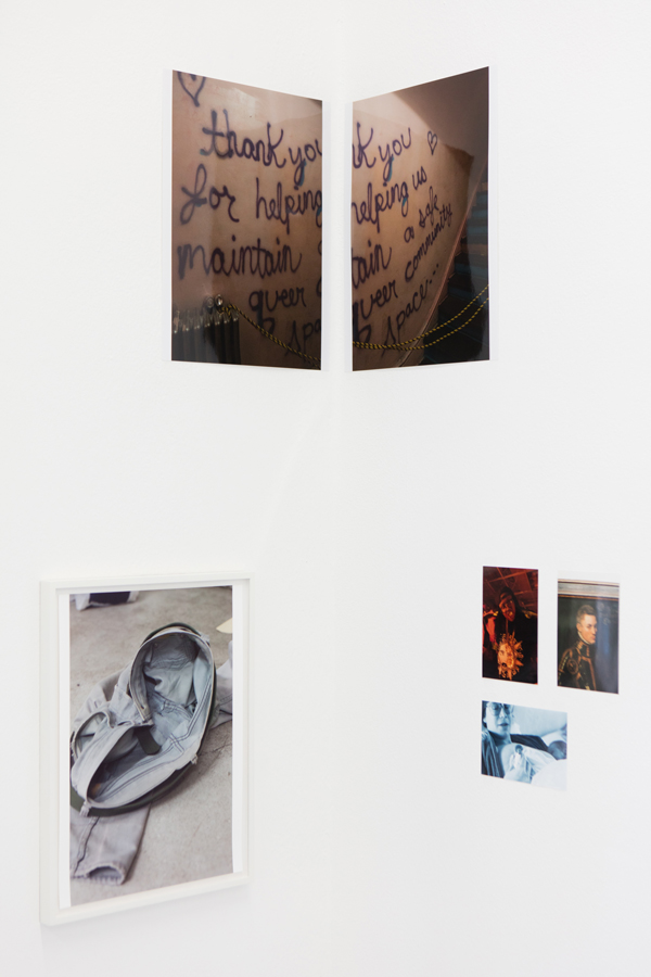 Wolfgang Tillmans, House of Art of České Budějovice, Budweis, Czech Republic, 24 Nov - 28 Dec 2015