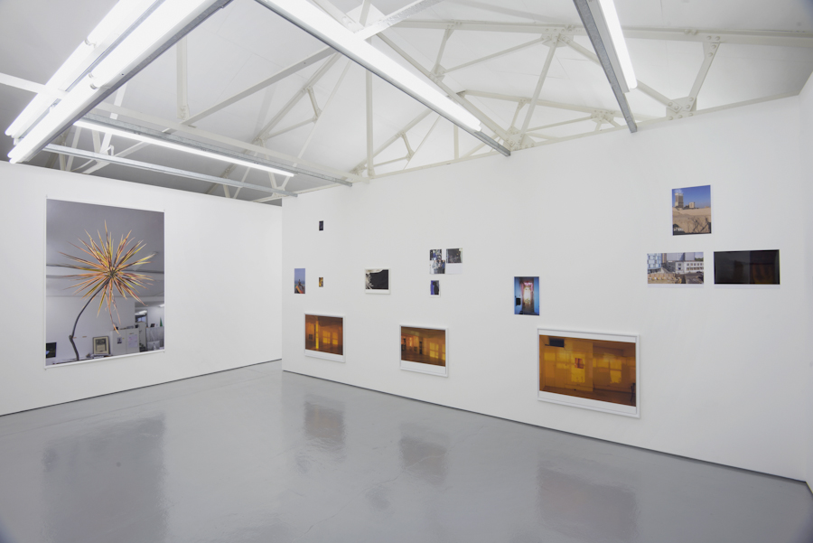 <i>Wolfgang Tillmans</i>, Maureen Paley, 09 Jun - 07 Aug 2016 (Outside of Wolfgang Tillmans exhibition at Maureen Paley: posters by various artists in support of Remain from: http://euuk.r-e-a-d-e-r.net/)